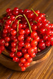 Raw Red Currants Royalty Free Stock Photography