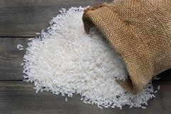 Raw rice Royalty Free Stock Photos