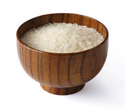 Raw rice Royalty Free Stock Photos