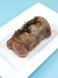 Raw Roast Veal royalty free stock photography