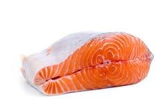 Raw salmon Royalty Free Stock Photos