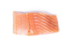 Raw salmon Royalty Free Stock Photo