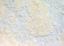 Raw salt texture Stock Photography