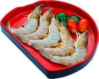 Raw Seafood Royalty Free Stock Photo