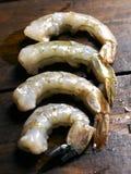 Raw Shrimp Royalty Free Stock Photos