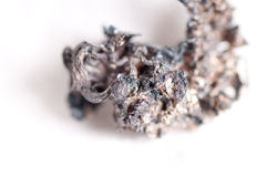 Raw silver ore Royalty Free Stock Photography