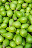 Raw small eggplant Royalty Free Stock Images