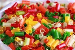 Raw snacks Stock Photos