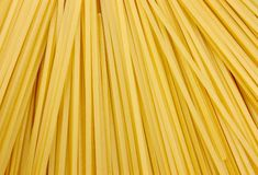 Raw Spaghetti Royalty Free Stock Image