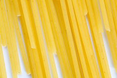 Raw spaghetti Royalty Free Stock Image