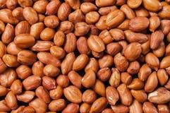 Raw Spanash peanuts,background Royalty Free Stock Photos