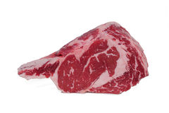 Raw Steak Royalty Free Stock Photography