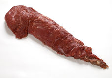 Raw steak meat Royalty Free Stock Image