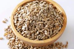 Raw sunflower seed Stock Photo