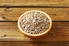 Raw sunflower seed Stock Image
