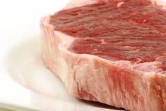 Raw T-Bone Steak Royalty Free Stock Photo