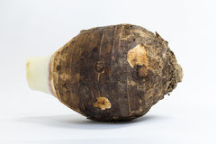 Raw Taro Royalty Free Stock Photography