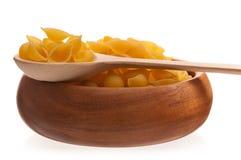 Raw tasty macaroni Stock Image