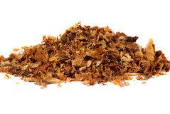 Raw tobacco Stock Photo