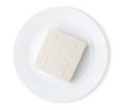 Raw tofu Stock Photos