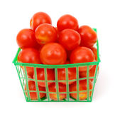 Raw tomato cherry Royalty Free Stock Photo