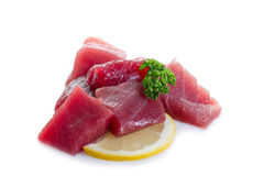 Raw tuna Royalty Free Stock Images