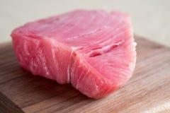Raw Tuna Royalty Free Stock Photography
