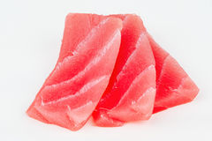 Raw tuna fish Royalty Free Stock Image