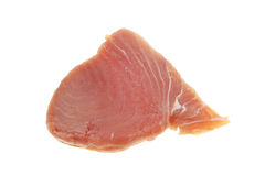 Raw tuna fish steak Stock Photo