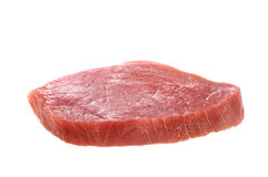 Raw tuna fish Stock Images