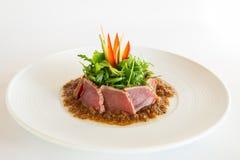 Raw tuna Royalty Free Stock Photo