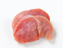 Raw turkey breast Royalty Free Stock Images