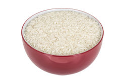 Raw Uncooked Basmati White Plain Rice Royalty Free Stock Photo
