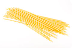 Raw Uncooked Pasta Stock Photography