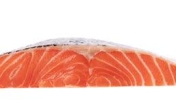 Raw uncooked salmon fish. Royalty Free Stock Photo