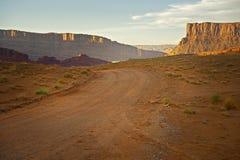 Raw Utah Desert Landscape Royalty Free Stock Image
