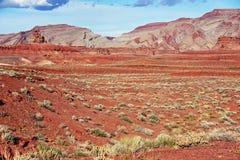 Raw Utah Landscape Stock Photo