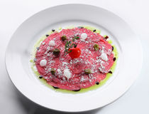 Raw veal Royalty Free Stock Photography
