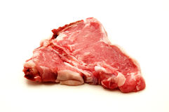 Free Raw Veal Loin Chop Royalty Free Stock Images - 20126339