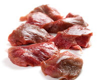 Raw veal meat Royalty Free Stock Photography