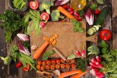 Raw vegetable Stock Photo