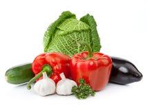 Raw vegetable Stock Photos