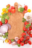 Raw vegetable Royalty Free Stock Images