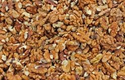Raw walnuts Stock Image