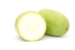 Raw winter melon Royalty Free Stock Image