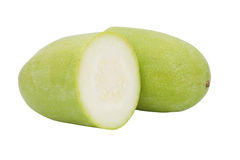 Raw winter melon Royalty Free Stock Photography