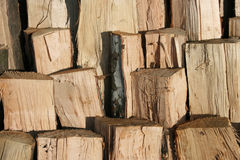 Raw wood Royalty Free Stock Photo