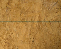 Raw wood. Section of unfinished wood floor board Stock Photos