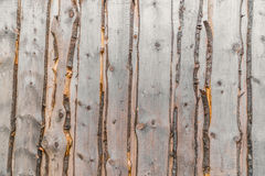 Raw wood background with planks Royalty Free Stock Photo