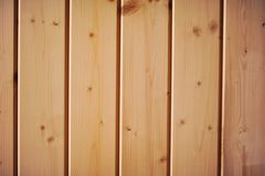 Raw Wood Planks Stock Images